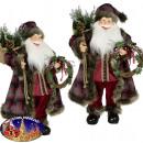 Santa Claus Bram  60cm - Christmas decoration