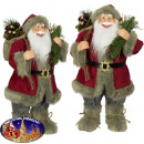 Santa Claus Axel 80cm - Christmas decoration