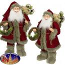 Weihnachtsmann Leon 80cm - Weihnachtsdeko