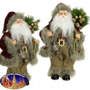 Santa Bobby 30cm - Christmas decoration