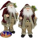 Weihnachtsmann Bobby 80cm - Weihnachtsdeko