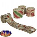 Geschenkband 200cm - Weihnachtsdeko