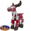 Moose 38cm - Christmas decoration