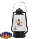 grossiste Lanternes et lanternes: LED Neiger Lantern  35cm bonhomme de neige Motif