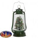 grossiste Lanternes et lanternes: Neigeait LED  lanterne 35cm arbre de scène
