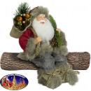 Santa Claus Axel 30cm - edge stool