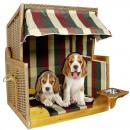 mayorista Muebles de jardin: Perros - silla de playa de color beige