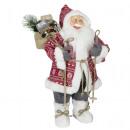 Santa Louis 80cm Christmas decoration