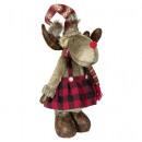 Ozdoba świąteczna Elk 55 cm