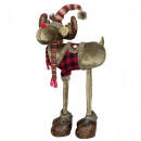 Deco moose 70cm Christmas decoration deco figure