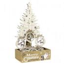 Tree decoration in Display sphere Christmas decora