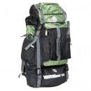 Trekking backpack 120 liters black-green