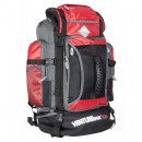 wholesale Backpacks: Trekking backpack 120 liters black-red