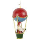 wholesale Home & Living: Tree decoration balloon 11cm Christmas decoration