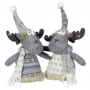 wholesale Home & Living: Moose 22cm Reindeer Christmas Decoration Dekofigur