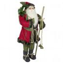 wholesale Home & Living: Santa Luca 80cm deco Santa Claus