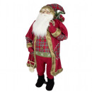 wholesale Home & Living: XL Santa Mika 120cm deco Santa Claus