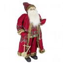 wholesale Home & Living: Santa Mika 80cm deco Santa Claus