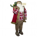 wholesale Home & Living: XL Santa Sascha 120cm deco Santa Claus