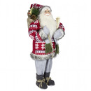 wholesale Home & Living: Santa Marvin 80cm deco Santa Claus
