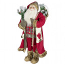 wholesale Home & Living: Santa Marlon 80cm deco Santa Claus
