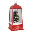 wholesale Wind Lights & Lanterns: Snowing LED lantern motif tree Christmas decoratio