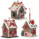 grossiste Décoration: Décorations pour sapin de Noël maison en pain d