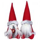 Christmas decoration figure gnome 18cm gnome
