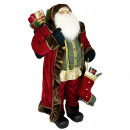 Kerstman Valentijn 120cm deco figuur