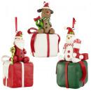 Christmas tree decoration gift 10cm