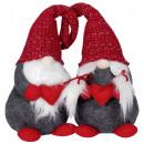 Christmas elf 25cm deco figure dwarf gnome