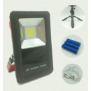 COB LED Rechargeable Work Lamp Outdoor with