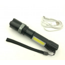grossiste Lampes de poche: Lampe torche LED COB avec variateur