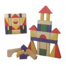 wholesale Blocks & Construction: Wooden Toys Building Blocks Building Blocks 31 ...