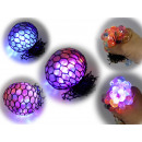 Anti-stress ball with light 6cm