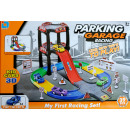 Großhandel Modelle & Fahrzeuge: Spielset Parkplatz Garage 39-teilig