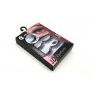 wholesale Make-up Accessoires: 3D Artificial Eyelashes 3STK