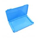Storage box for masks blue