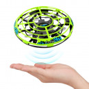 UFO induction drone LX-40 Self-propelled 3D Qua