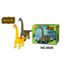 Dinosaur with sound and walking function Brachiosa