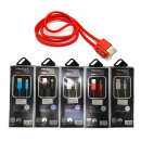 wholesale Cables & Plugs: USB 3.0 Charging Cable for Android 2.4A 1m