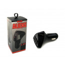 wholesale USB-Accessories: Car Charger 4.2A 3-Port USB Black