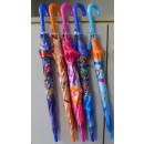 Großhandel Taschen & Reiseartikel: Kinderregenschirm versch. Motive 68cm
