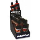 WARMup - Display 12er White Chocolate + Caramel
