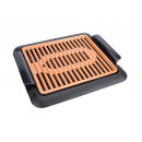 Grill with 1250W pot nonstick coating