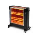 Halogen with 3 infrared bars 2700W with large p