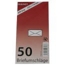 Großhandel Geschäftsausstattung: Briefumschläge DL, 50 Stück