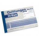 Großhandel Geschenkartikel & Papeterie:Quittungsblock, Din A6