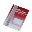 Großhandel Geschäftsausstattung: Versandtaschen C5, 15er P.