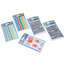 Großhandel Basteln & Malen:Sticker
